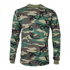 Shirt L / S kamuf. shaggy