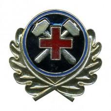 VGSCH framed with a cross