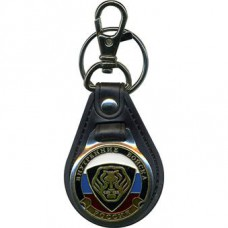 Russian Interior Troops Keychain Leo