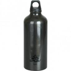 Flask Aluminum Round