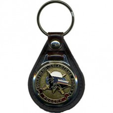 Russian Airborne Mouse Keychain