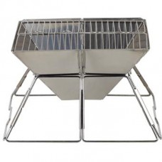 Folding Grill Broil Track