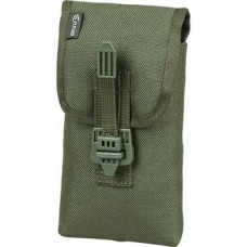 Pouch for a magician. Saiga 410h76 8 charge. mod. 2