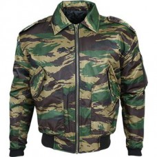 Jacket Shturman Camouflaged