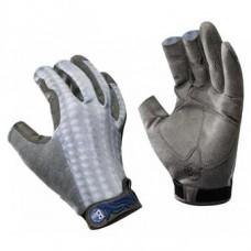 Gloves fish. Buff Figting Work Grey Skale