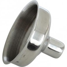 Funnel stainless steel. small.