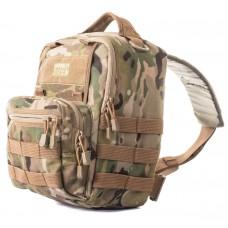 One-shoulder-strap bag Epsilon (8 litres)