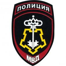 Chevron Policia, Vnevedomstvennaya ohrana MVD Rossii