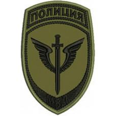 Chevron Policia Specpodrazdeleniya MVD Rossii, field, olivaceous