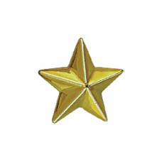 Star small, golden