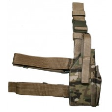 Thigh holster for PYA