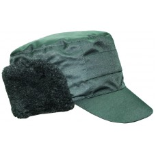 Cold-proof cap imitation fur