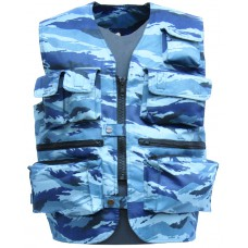 Survival vest Reporter