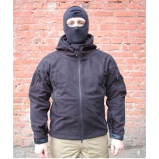 Jacket Dozornyi-2 Heavy fleece with membrane Article GSG-8 Black