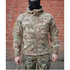 Jacket Dozornyi-2 Heavy fleece with membrane Article GSG-8 Multicam
