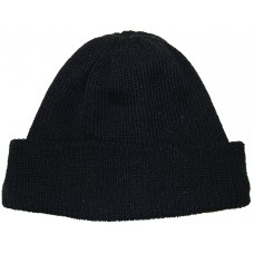 Cap half-woolloen