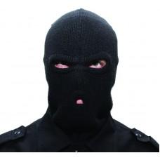 Cap-mask half-woollen