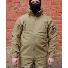 Jacket Operativnik Soft shell Article GSG-4 Coyote
