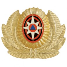 Badge MOE on forage cap