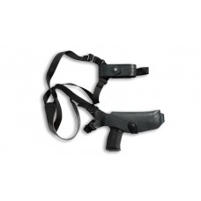 14-40 Shoulder holster, leather for Yarygin (MP 353) and T10 Grandpower