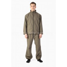 Windproof fleece suit