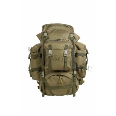 Raid Backpack (60L) with armor Attack 2