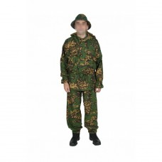 Partizan suit turnout summer camouflage
