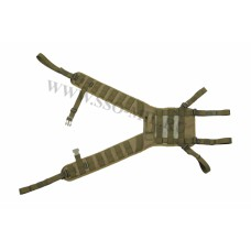Shoulder straps PLSE mounting MOLLE