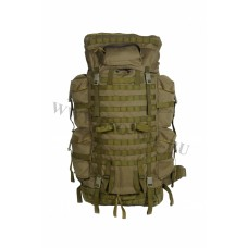 Backpack mountaineering expedition (90-120l) with armor 4 Edelweiss