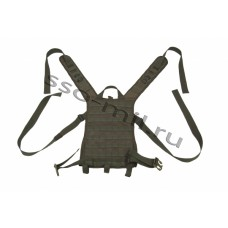 Shoulder straps for hydraulic MALL