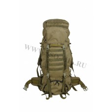 Backpack mountaineering expedition (70-80l) with armor 'Edelweiss 3